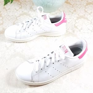 Adidas Stan Smith Original Leather Tennis Shoes